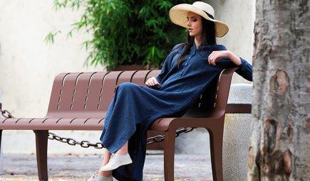 I benefici di indossare vestiti di lino in estate