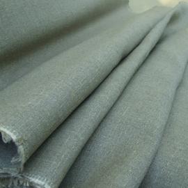 Tessuto di lino naturale prelavato Upholstery