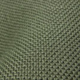 Tessuto di lino verde safari Rustico