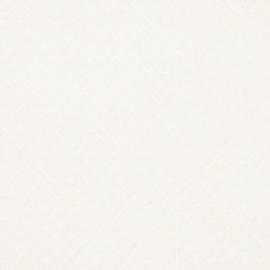 Tessuto di lino bianco panna Rhomb Damask