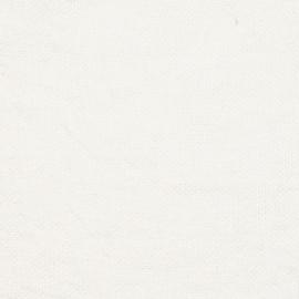 Tessuto di lino bianco panna Rustico