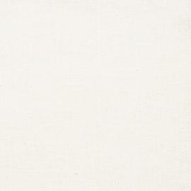 Tessuto di lino color bianco prelavato Lara