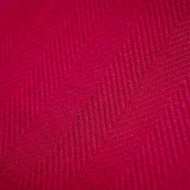 Tessuto di lino color rosa Emilia