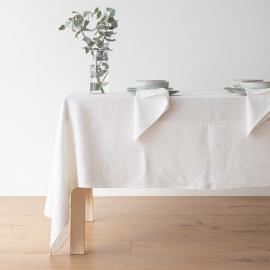 Tovaglia in lino Bianco Sporco Lara