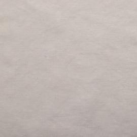 Silver Tessuto di lino Stone Washed