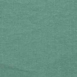 Tessuto di lino aloe Stone Washed