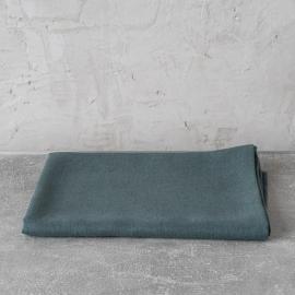 Balsam Verde Asciugamano da Bagno in Lino Lara