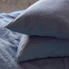 Mirtillo Set di Biancheria da Letto  Stone Washed