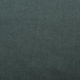 Campione di tessuto di lino verde balsamo Lara
