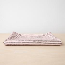 Asciugamano Da Bagno in Lino Cherry Brittany