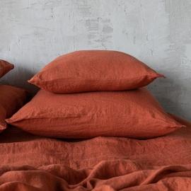 Brick Federa in Lino Stone Washed