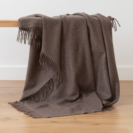 Brown Telo di Cashmere Everest