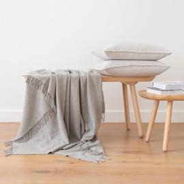 Grey Telo di Cashmere Everest