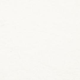 Tessuto di Lino Stropicciato Bianco Sporco