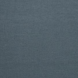 Blue Tessuto di lino Upholstery