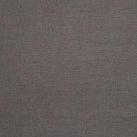 Steel Grey Tessuto di lino Upholstery