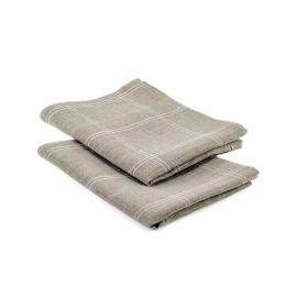 Strofinacci in lino